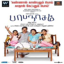 Ulaganayagan Kamal Haasan, Gautami, Niveda Thomas, Esther starred Papanasam ? The official remake of blockbuster Malayalam film Drishyam, has completed its censor formalities with a clean U certificate and no cuts. Directed by the original director Jeethu Joseph, Papanasam is the story of a cable o