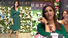 The Bollywood Actress Parineeti Chopra at Daniel Wellington Watch Launch. Daniel Wellington is one of the most popular watch brands across the globe. Parineeti Chopra Hot Photos at Daniel Wellington Watch Launch, Parineeti Chopra Latest Navel Show Photos, Parineeti Chopra Stills
