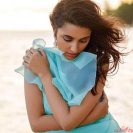 Parineeti Chopra's sudden transformation to glamorous diva has shocked everyone, here are some breath taking photos of her from Recent Photoshoot for Famous Magazine