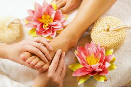 A pedicure is to clean up the feet and nails. A pedicure can help prevent nail diseases and nail disorders. Pedicures are done for cosmetic, theraputic and m...