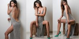 Karishma Sharma is bringing sexy back with her latest Photoshoot: The Yeh Hai Mohabbatein fame actress has been making heads turn ever since she acted in Ragini