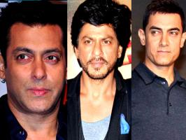 Shah Rukh Khan Salman Khan and Aamir Khan to share screen  We have been waiting for this for a long long time and finally it's coming true. Apparently,