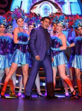 Bigg Boss Season 9 Launch, Bigg Boss Season 9 Launch Photos, Salman Khan At The Launch Of Bigg Boss Nau Double Trouble, Bigg Boss, Bollywood, Salman Khan