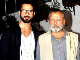 Shahid Kapoor will not marry a girl of fathers choice  Shahid Kapoor today dismissed reports about his father actor Pankaj Kapoor looking for a girl for