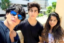 "Superstar Shah Rukh Khan says his children are his teachers as he learns everything from patience to new trends from them. The 49-year-old ""Chennai Express"" ..."