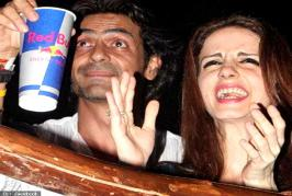 There have been much spoken about Arjun Rampal and Hrithik Roshan's ex wife Sussanne Khan's alleged relationship.However Susanne has come in her defence and ...