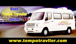 Best book online tempo traveller at reasonable price, make your memorable trip with tempotravller.com, options are available to book your tempo traveller online.