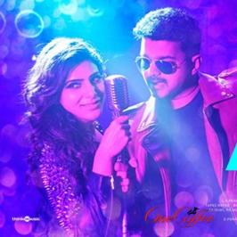Live Streaming for Theri audio launch -