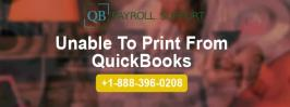 QuickBooks gives its customers the decision to print requesting, structures and reports from the QuickBooks programming itself without downloading records on their contraption.However , if the clients are Unable to Print from QuickBooks and are getting sure issues and blunders onto their QuickBooks to print exchanges they can approach the Official QuickBooks Payroll Support Phone Number on +1888-567-1159.