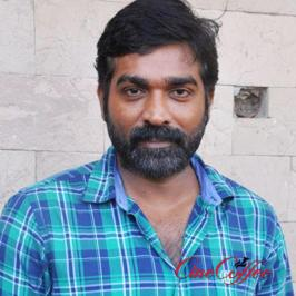 Vijay Sethupathi sustained injury on his left eye while performing a stunt sequence for his upcoming film 'Dharmadurai', directed by Seenu Ramasamy. Following