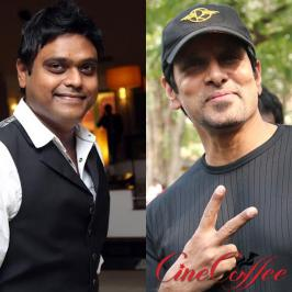 Harris Jayaraj always comes out with memorable songs for Vikram and films like 'Saami', 'Bheema' and 'Anniyan' stand testimony to our claim. After a gap