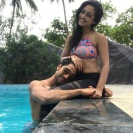 Sanam Johar And Abigail Pande Adorable Love Story: Sanam Johar and Abigail Pande talks about Nach Baliye their love story. Completed 3 years of togetherness