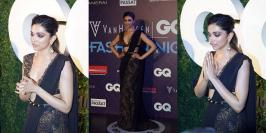 Deepika Padukone Stills At GQ Fashion Nights 2017: It doesn't get any hotter than Deepika Padukone and this gallery of her sexiest photos.