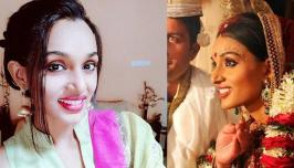 Resshmi Ghosh Weds Sasural Simar Ka Actor: She is one of the super-stunning dusky beauties of the television land. From being crowned as Miss India Earth 2002