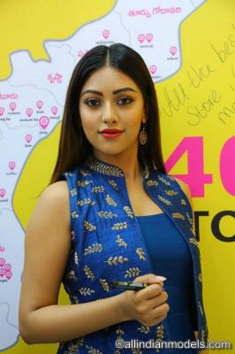 Anu Emmanuel At B New Mobile Store Launch At Bapatla: It doesn't get any hotter than Sexy Anu Emmanuel and this gallery of her sexiest photos.