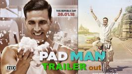 Akshay Kumar's Padman trailer is out: The trailer of Padman is out & we are super impressed by Akshay Kumar's performance in it.