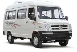 Choose the 18 seater tempo traveller hire anywhere in india, take our luxury services with affordable rates beautiful interior chilled AC, book online tempo traveller in this summer vacation for your family trip visit https://goo.gl/PXzM0Z