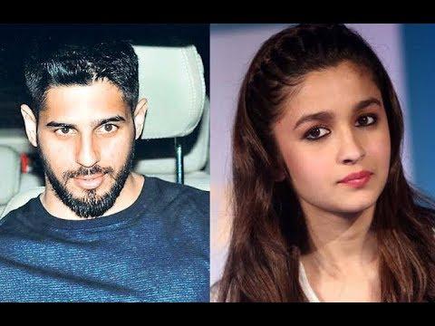 Everything is over between Sidharth Malhotra and Alia Bhatt - YouTube