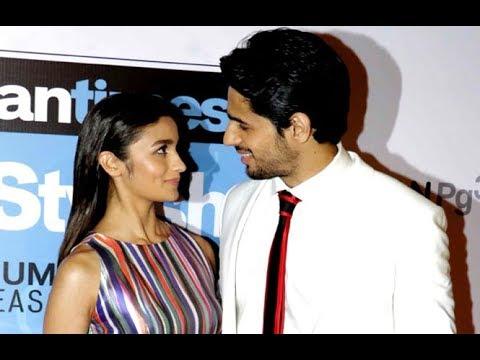 There's so much memory with Alia Bhatt said Sidharth Malhotra on breakup - YouTube