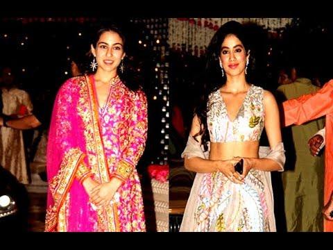 who looks better Sara Ali Khan or Jhanvi kapoor - YouTube