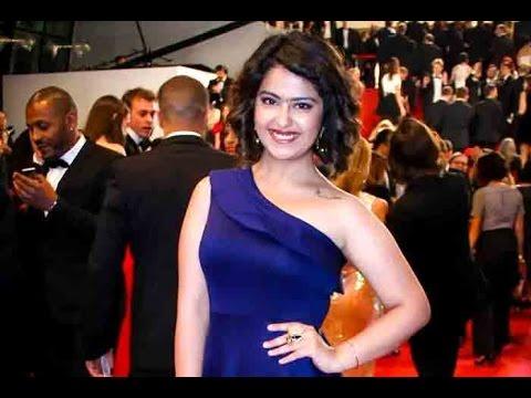 Baalika Vadhu actress Avika Gor at Cannes red carpet - YouTube