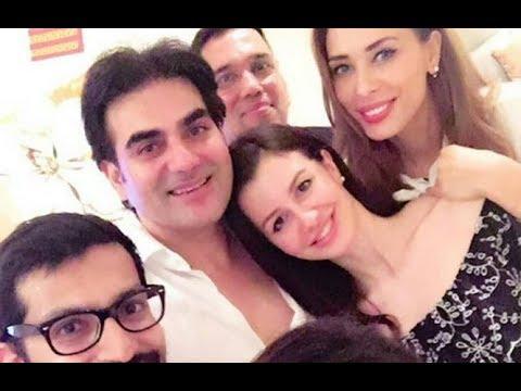 Arbaaz Khan To Marry Girlfriend Giorgia Andriani - YouTube