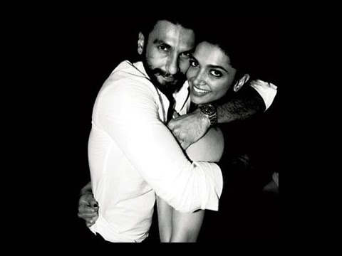Deepika Padukone laughs at rumours breakup with Ranveer Singh - YouTube