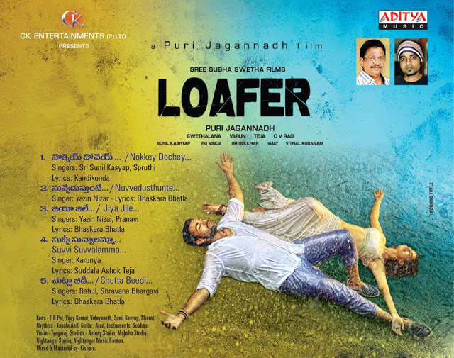 Loafer Telugu Movie Hd Songs Download - HD Torrent
