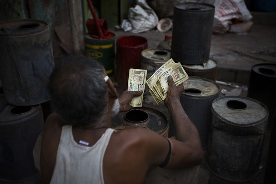 India to Launch World's Biggest Cash-to-the-Poor Program