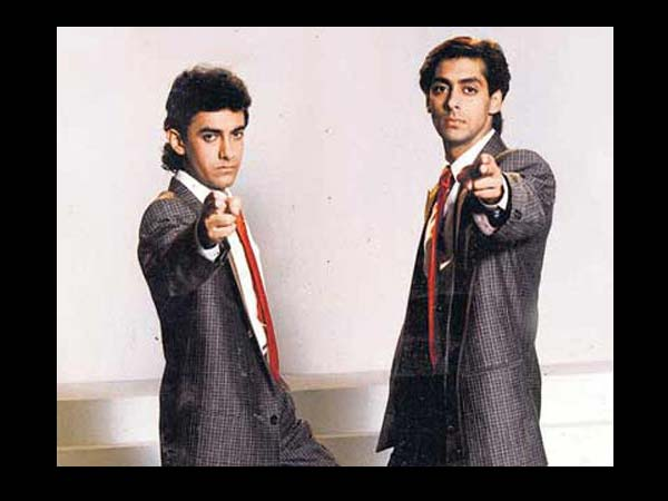 Rare and unseen pictures of Aamir Khan - Oneindia Entertainment