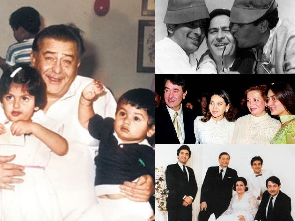 Rare and Unseen pictures of the Kapoor Family - Oneindia Entertainment