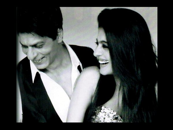 Rare and Unseen pictures of Shahrukh Khan-Kajol - Oneindia Entertainment