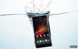 CES 2013: Sony unveils bath-friendly Xperia Z smartphone