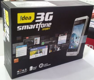 Idea launches Android Ivory