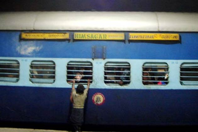 Increased railway fares effective from today