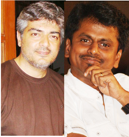 Ajith & Murugadoss Team Up Again
