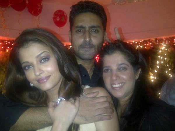 Rare-Unseen pictures of Aishwarya Rai Bachchan\'s candid moments - Oneindia Entertainment