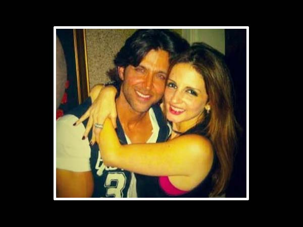 Rare-Unseen pictures of Hrithik Roshan, wife Sussanne Roshan! - Oneindia Entertainment