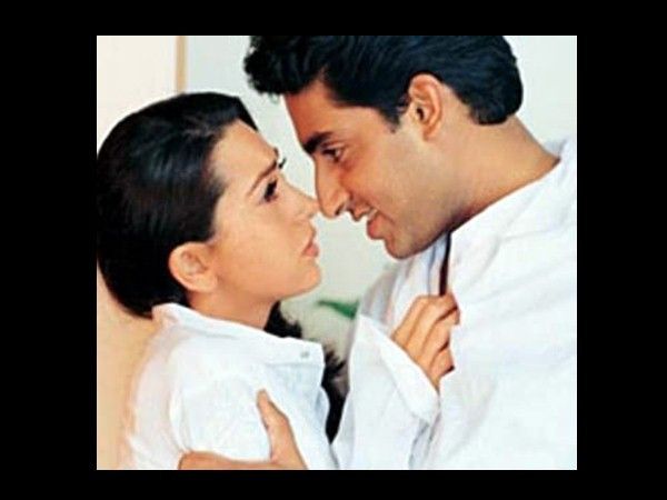 Rare and Unseen pictures of Abhishek Bachchan and ex-fiancee Karisma Kapoor! - Oneindia Entertainment