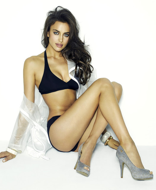 Irina Shayk Sizzling in Bikini Photoshoot  Gallery at PardaPhash