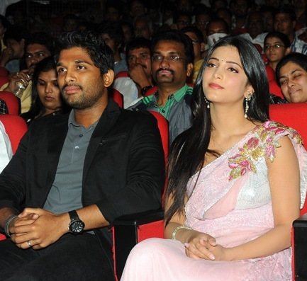 """Allu Arjun and Surender Reddy team up for the first time and the movie titled """"Race Gurram"""". The film officially launched in October 2012."""