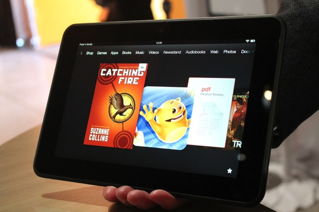 Amazon has launched its larger Kindle Fire HD tablet for people living in the UK, Germany, France, Italy, Spain and Japan. The Kindle Fire HD 8.9 tablet is...