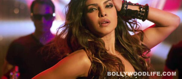 Item songs do not have to be about skimpy clothes or vulgar lyrics. The sensuality in these numbers can come through the attitude of the star and how she carries off the dance movements. In the much-talked about Shootout At Wadala item song Babli badmaash, Priyanka Chopra proves that you just got to have the right attitude!