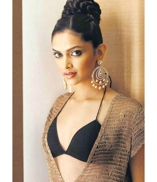 Deepika Padukone Hot Spicy Photoshoot Gallery