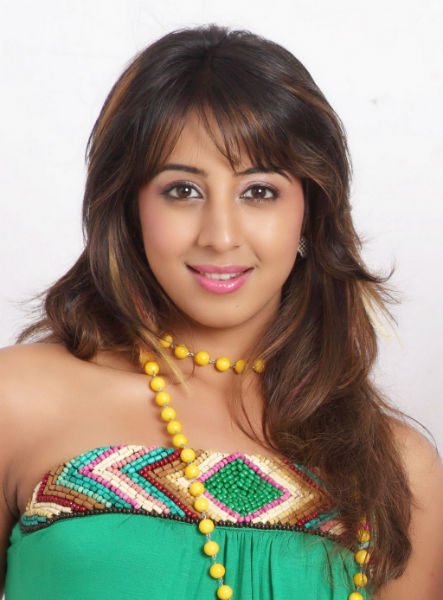 Actress Sanjana Latest Hot Photo Gallery