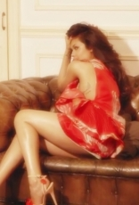 Esha Gupta Hot Photoshoot For Vogue Magazine April 2013  | CINERAK.CO.IN