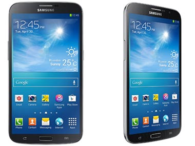 Samsung launches two Galaxy Mega phones in India, starting at Rs 25,100
