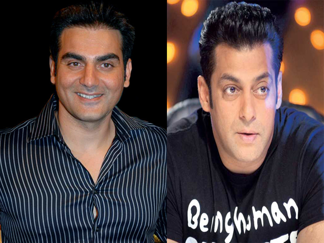 Salman Khan flourished his career by his own: Arbaaz Khan