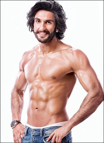 Ranveer Singh turns 28 today | Info Online Pages