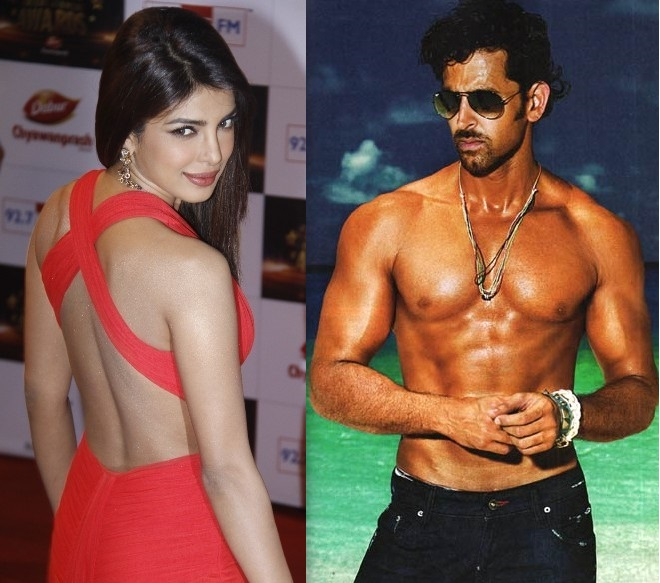 Priyanka Chopra recently gifted a first-aid hamper to her Krrish 3 co-star Hrithik Roshan, who is recovering from the stunts he did in Bang Bang and read more on movies.infoonlinepages.com